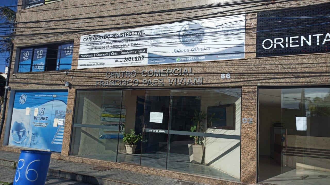 Vendo Sala Comercial – Prédio em Frente à Prefeitura Municipal