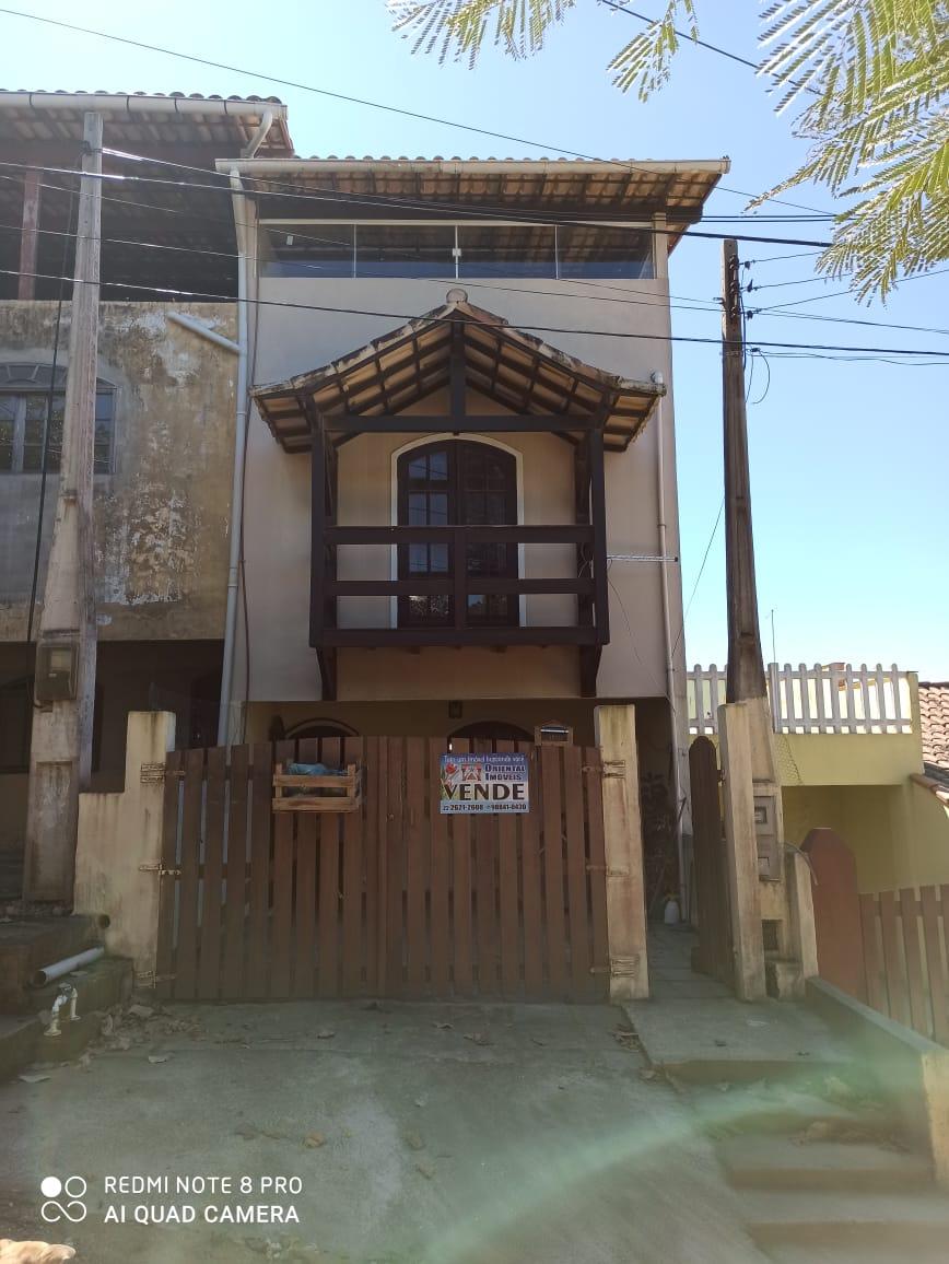 Vendo Casa no Bairro Ponta da Areia